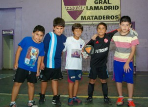 club social lamadrid