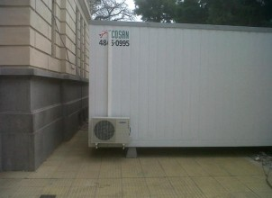 aula container