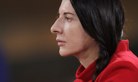 Marina Abramovi?: The Artist is Present