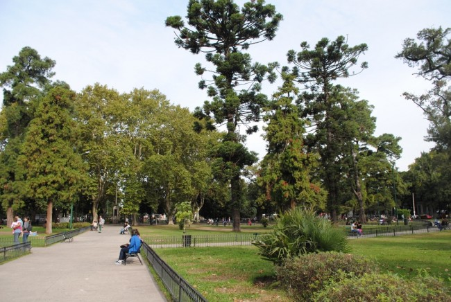 Plaza Arenales