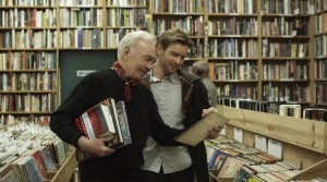 Academy Award nominee Christopher Plummer (left) and Ewan McGregor (right) star as father and son in writer/director Mike Mills' BEGINNERS, a Focus Features release. Photo credit: Focus Features